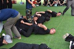 Q房网销售团队户外拓展训练活动