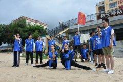 化州绿景团队2019年度拓展训练团