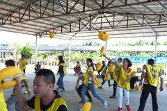 珠海市残疾人就业拓展训练二期